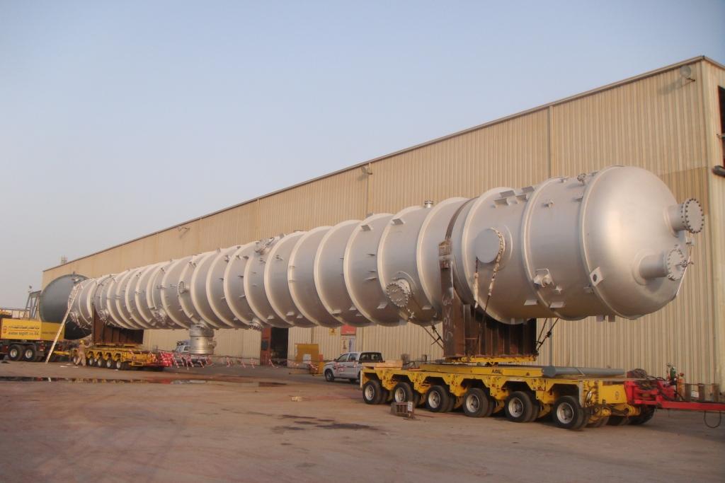 Benzine Column