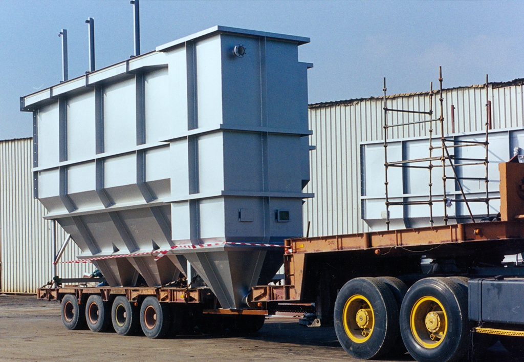 Carbon Steel Sludge Thickener Tank
