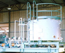 Urea Dissolution Skid