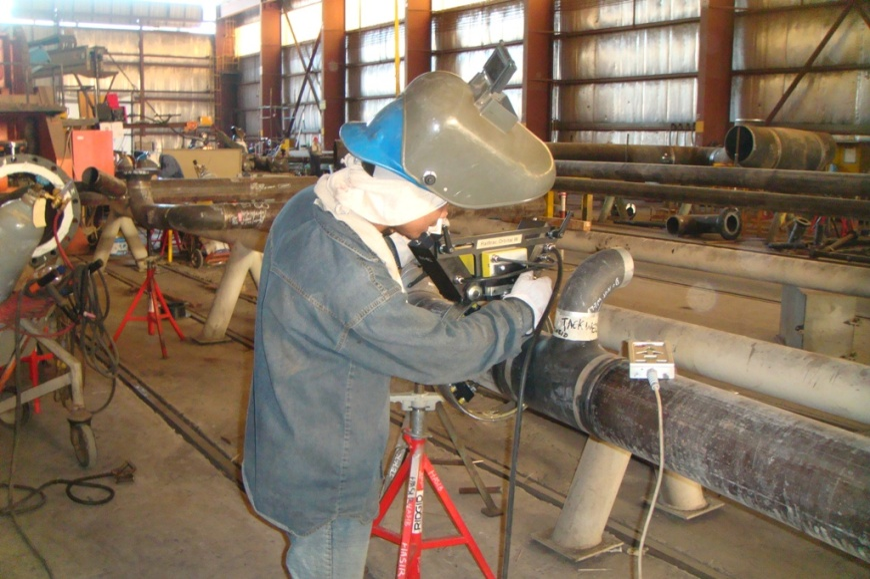 Piping Pre fabrication 1